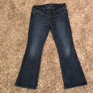 American Eagle Jeans Original Boot Stretch